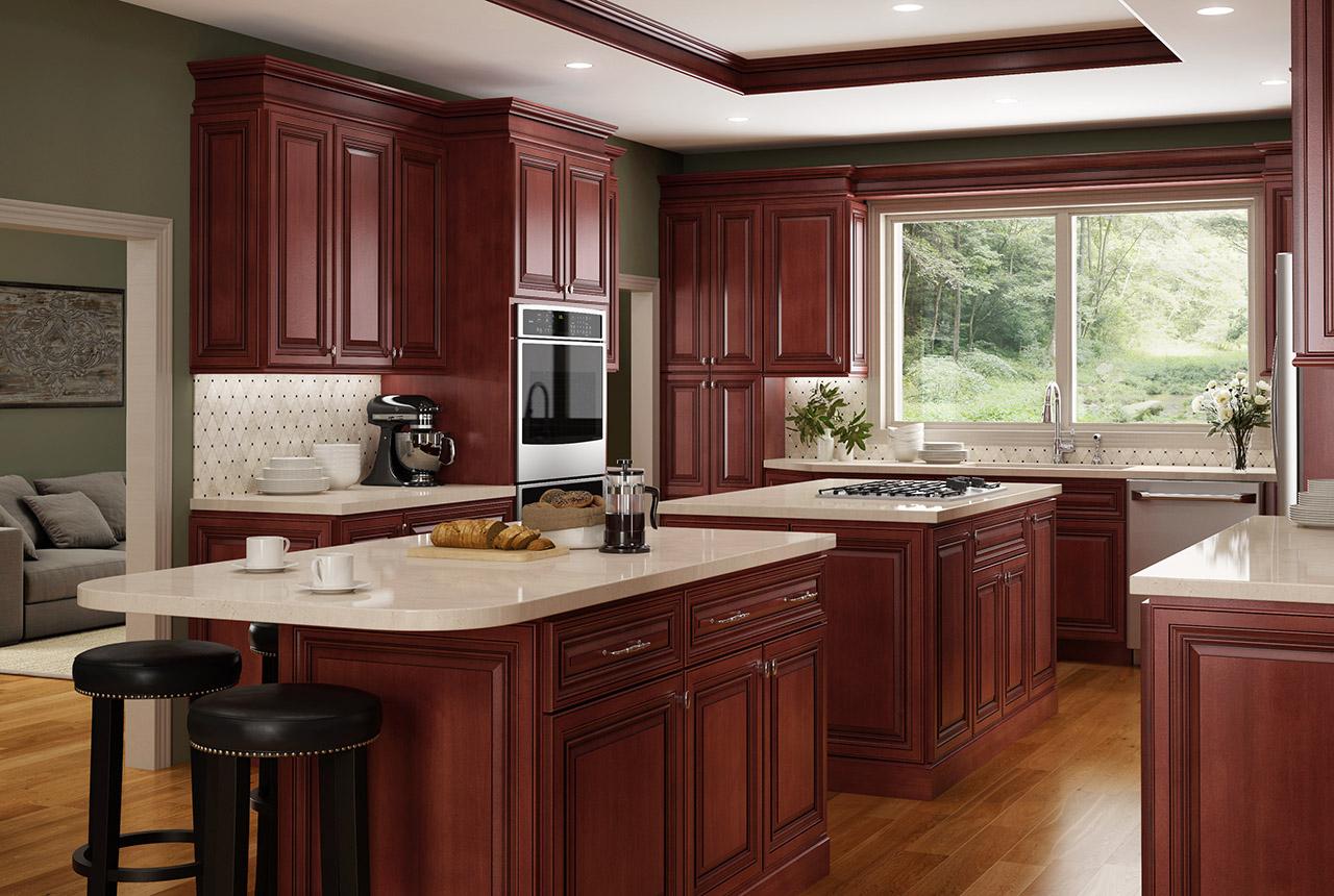 Jsi Georgetown Kitchen Cabinets • Kitchen Cabinet Ideas