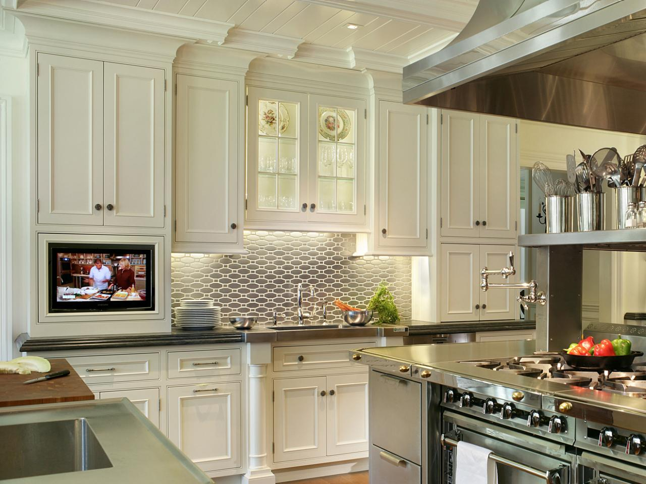 Extra Tall Upper Kitchen Cabinets • Kitchen Cabinet Ideas