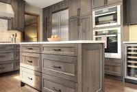 Thoughtful Handsome Kitchen Remodel Newly Reconfigured With Chef with size 914 X 1200