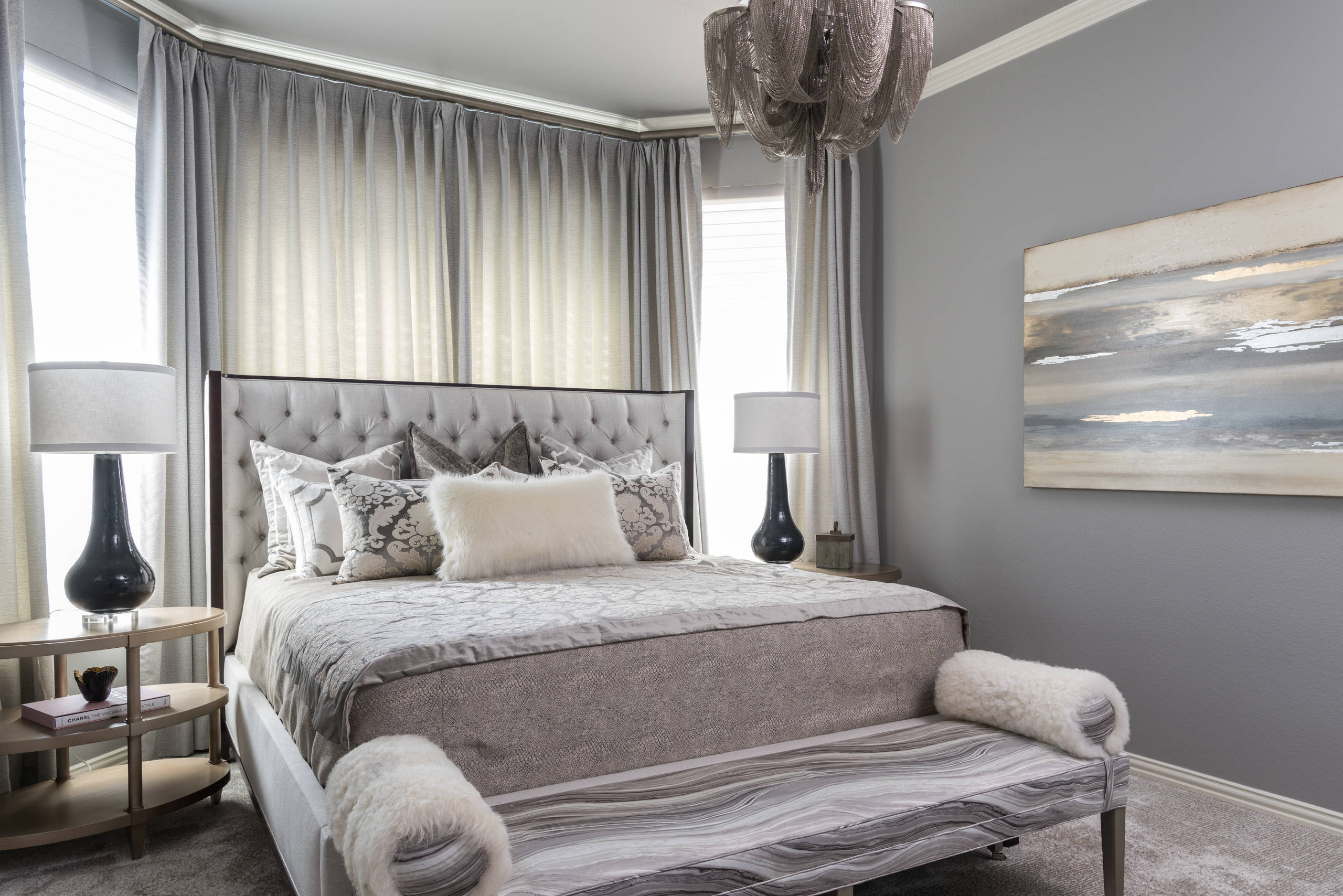 19 Blissful Bedroom Colour Scheme Ideas The Luxpad with regard to measurements 2560 X 1708