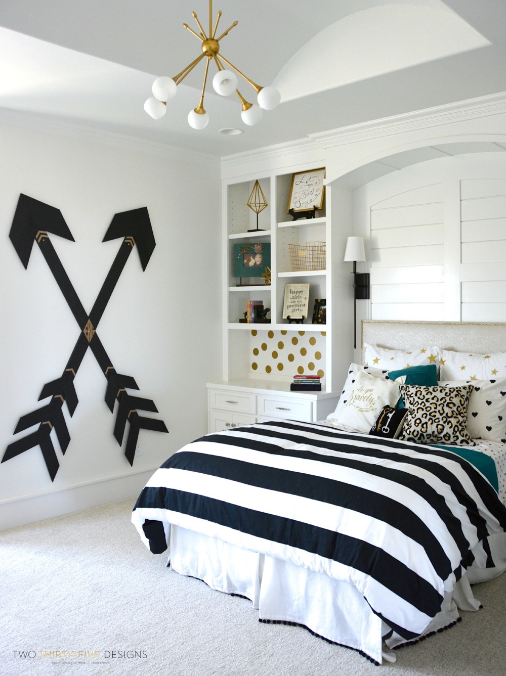 23 Stylish Teen Girls Bedroom Ideas Homelovr regarding proportions 1000 X 1337