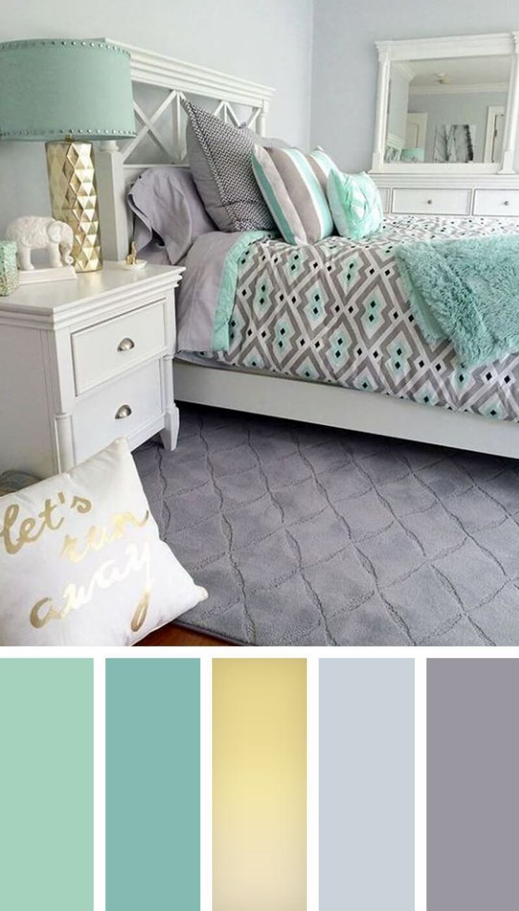 32 Brilliant Turquoise Room Ideas To Freshen Up Your Home inside sizing 736 X 1292