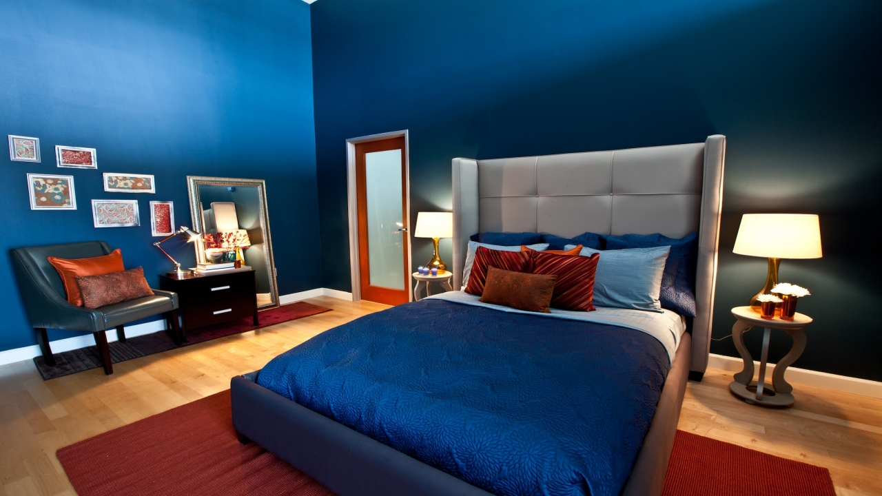 Bed Rooms With Blue Color Best Colors For Bedrooms For Bedroom regarding sizing 1280 X 720
