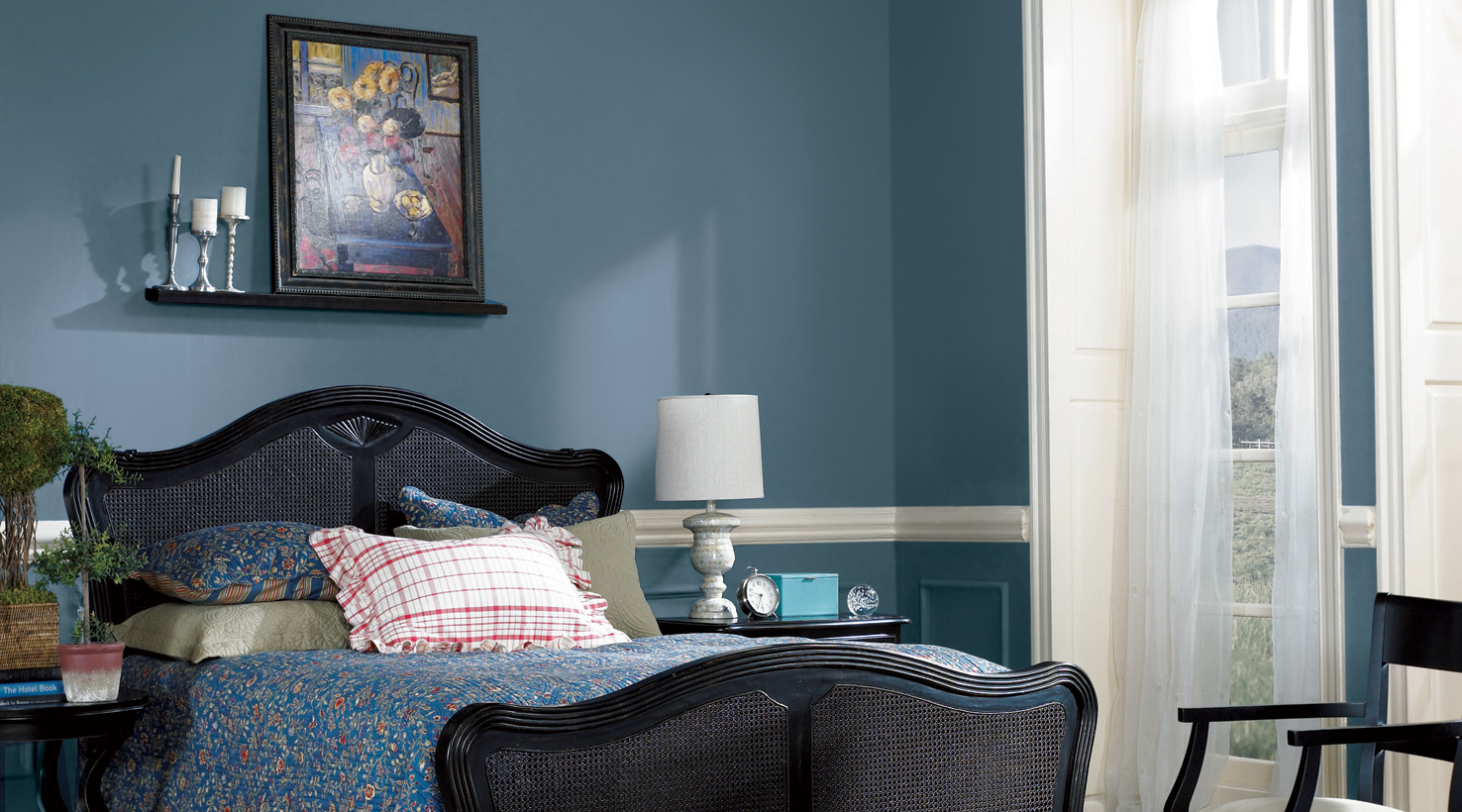 Bedroom Paint Color Ideas Inspiration Gallery Sherwin Williams for size 1476 X 820