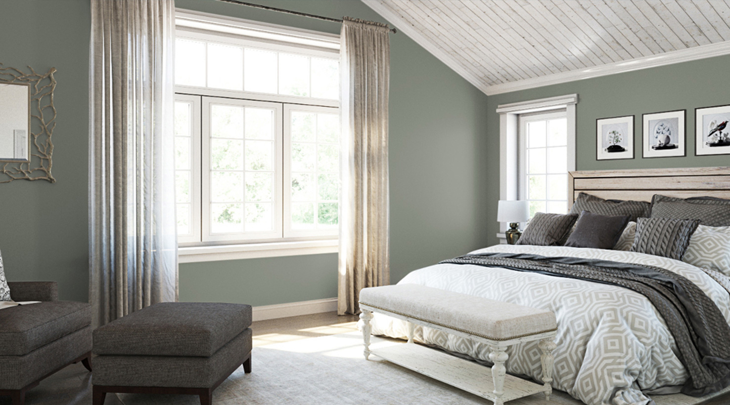 Bedroom Paint Color Ideas Inspiration Gallery Sherwin Williams regarding dimensions 1476 X 820