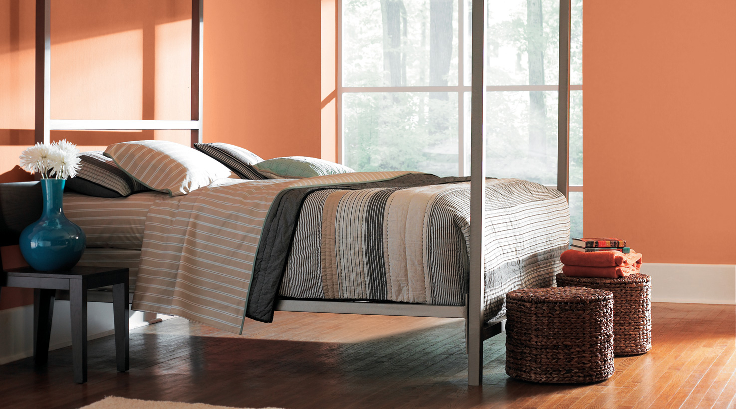 Bedroom Paint Color Ideas Inspiration Gallery Sherwin Williams within size 1475 X 820