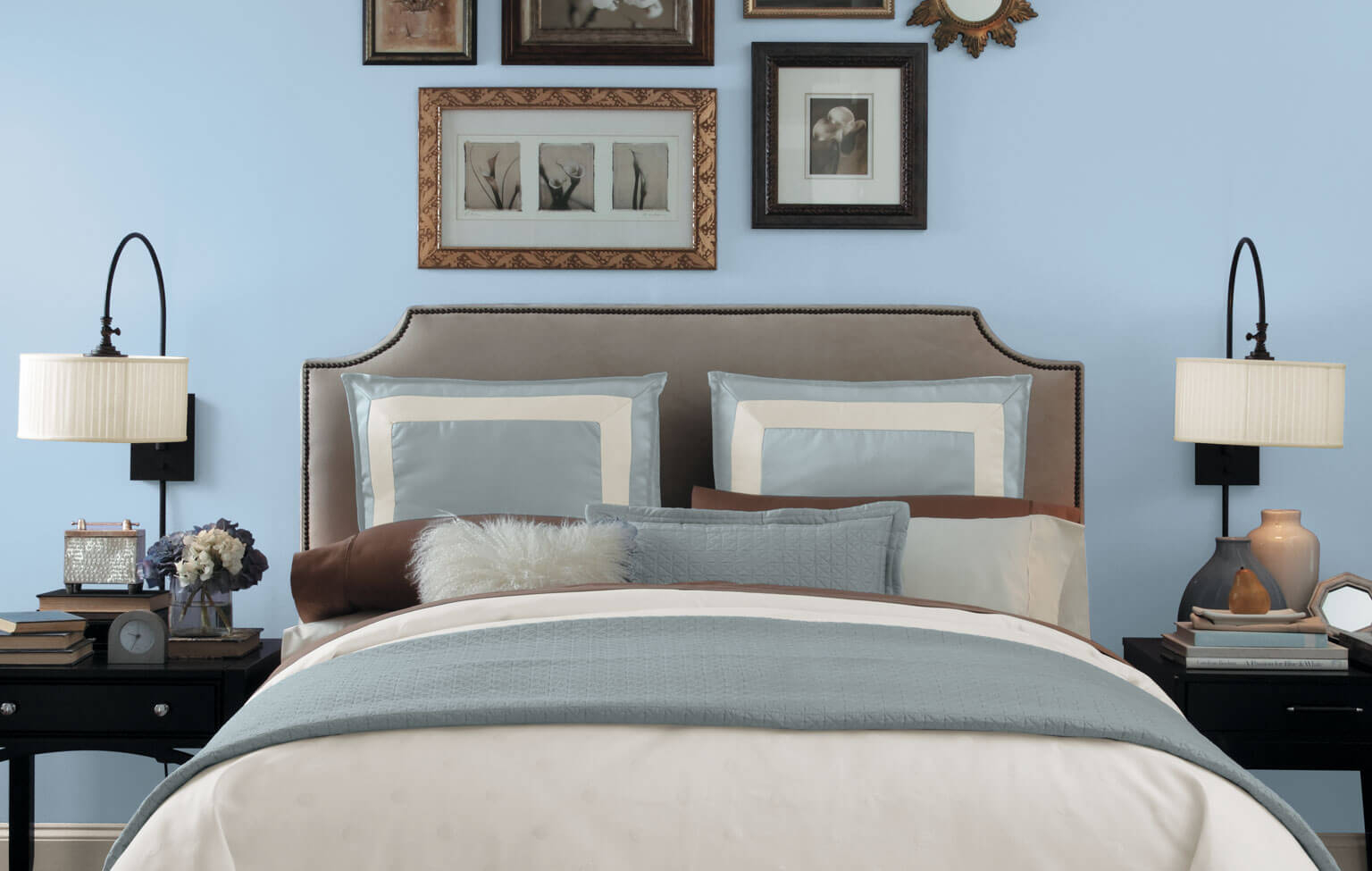 Bedroom Paint Color Schemes Home Decorating Painting Advice with regard to dimensions 1536 X 975