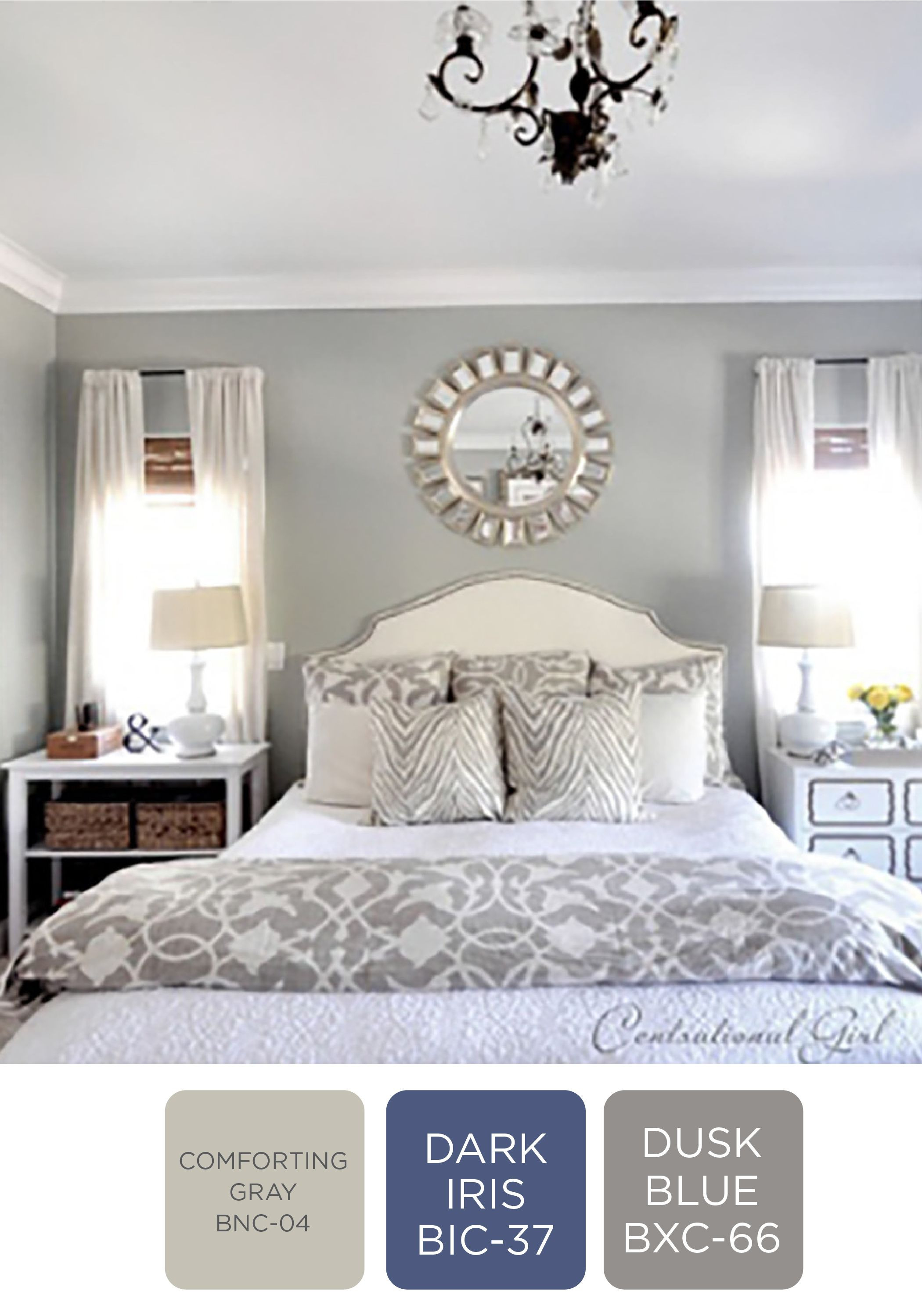 Behr Bedroom Paint Colors Lovely Family A Cool And Relaxing Bedroom for measurements 2100 X 3000