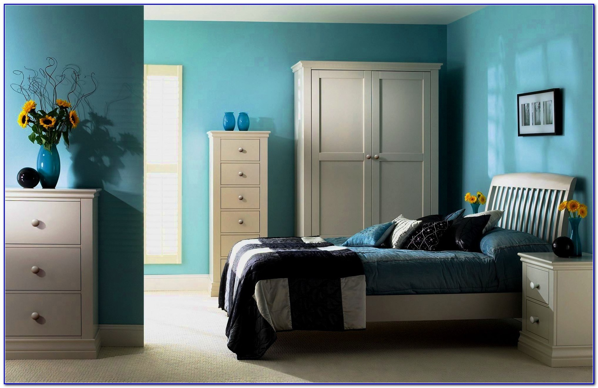 Best Color For Bedroom Walls Feng Shui • Kitchen Cabinet Ideas