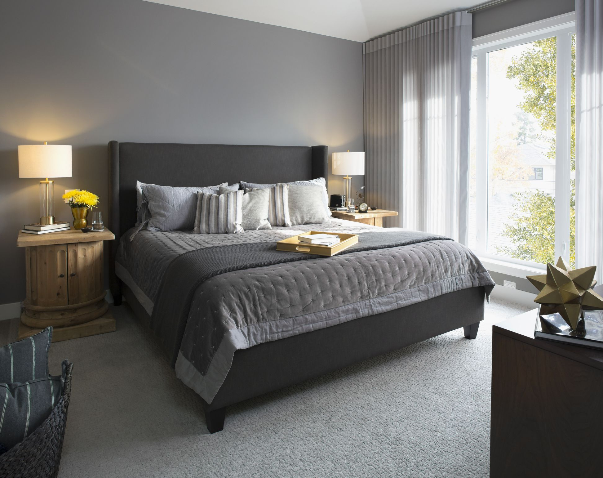 Male Bedroom Color Schemes Elegant Bedroom Wonderful Masculine within size 1945 X 1541