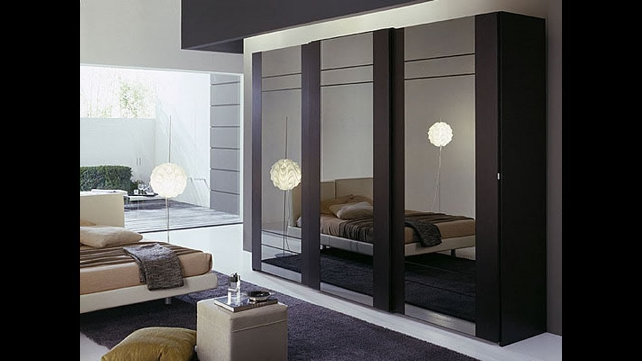 Modern Bedroom Cupboard Designs Of 2017 Wardrobe Interior Designs intended for measurements 1280 X 720