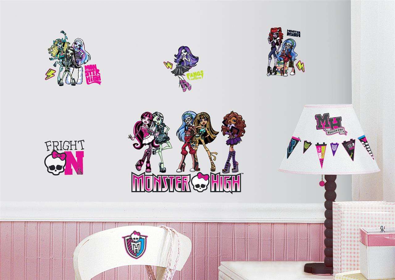Monster High Room Decor Ideas For Kids Room in dimensions 1280 X 907