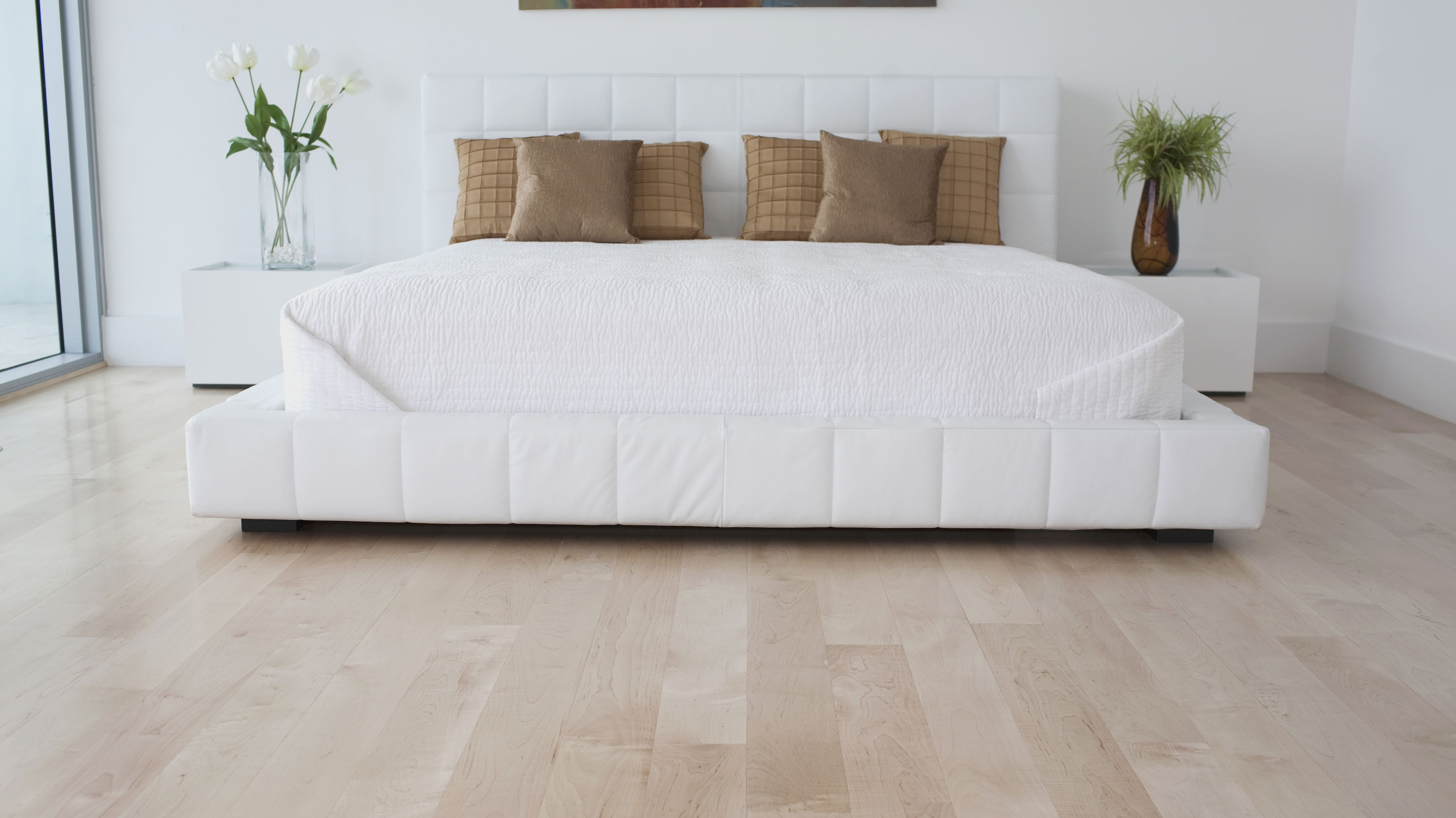 Pros And Cons Of 5 Popular Bedroom Flooring Materials for sizing 5250 X 2953
