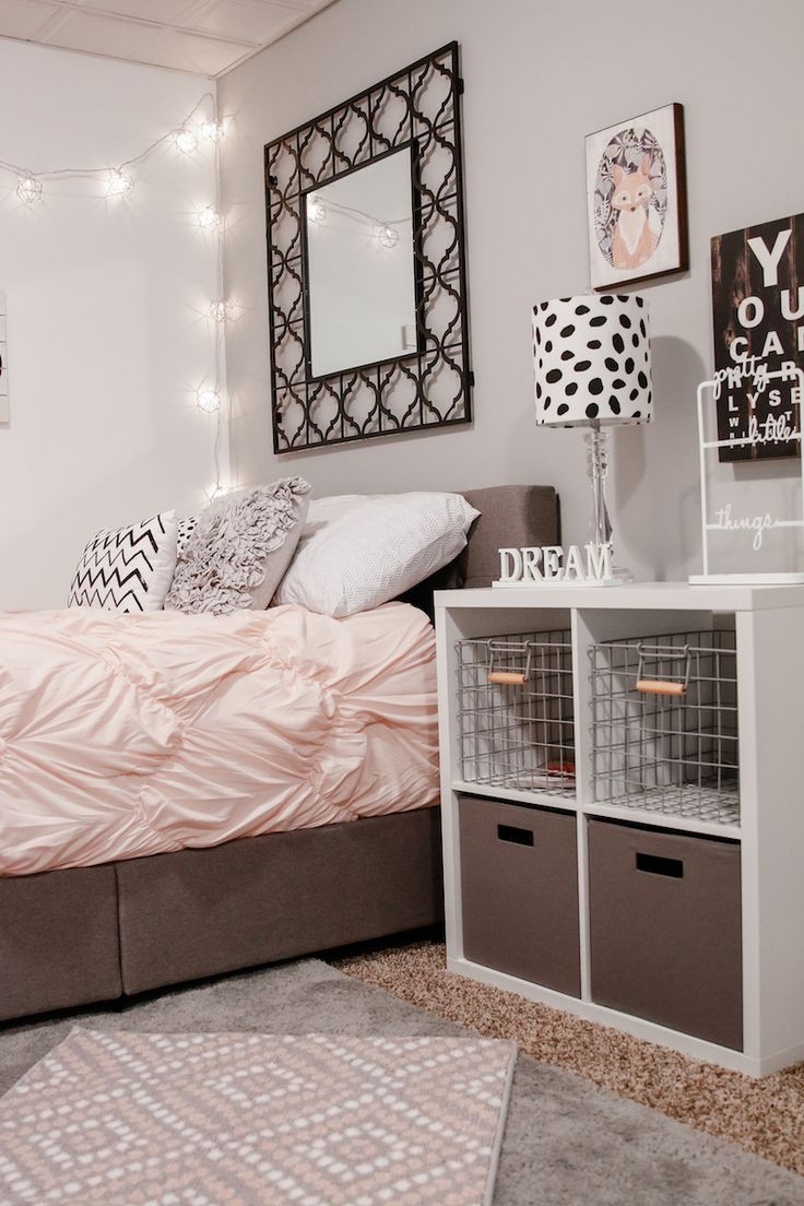 Teen Girl Bedroom Ideas And Decor Bedroom Bedroom Decor Dream intended for size 736 X 1104