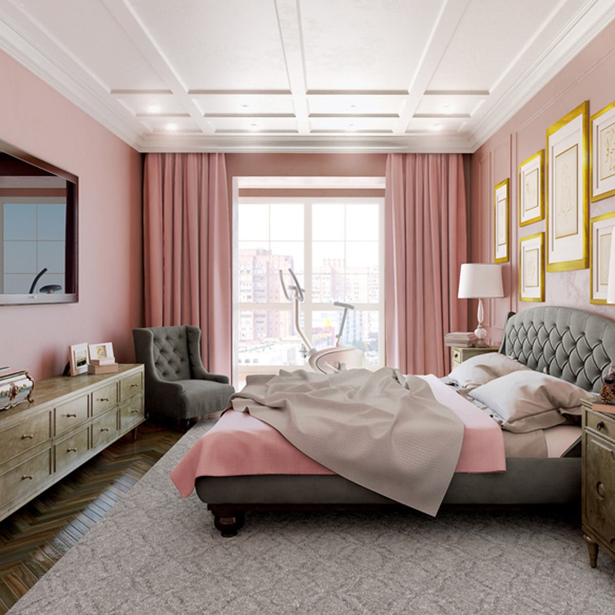 12 Fresh Bedroom Color Trends The Family Handyman in sizing 1200 X 1200