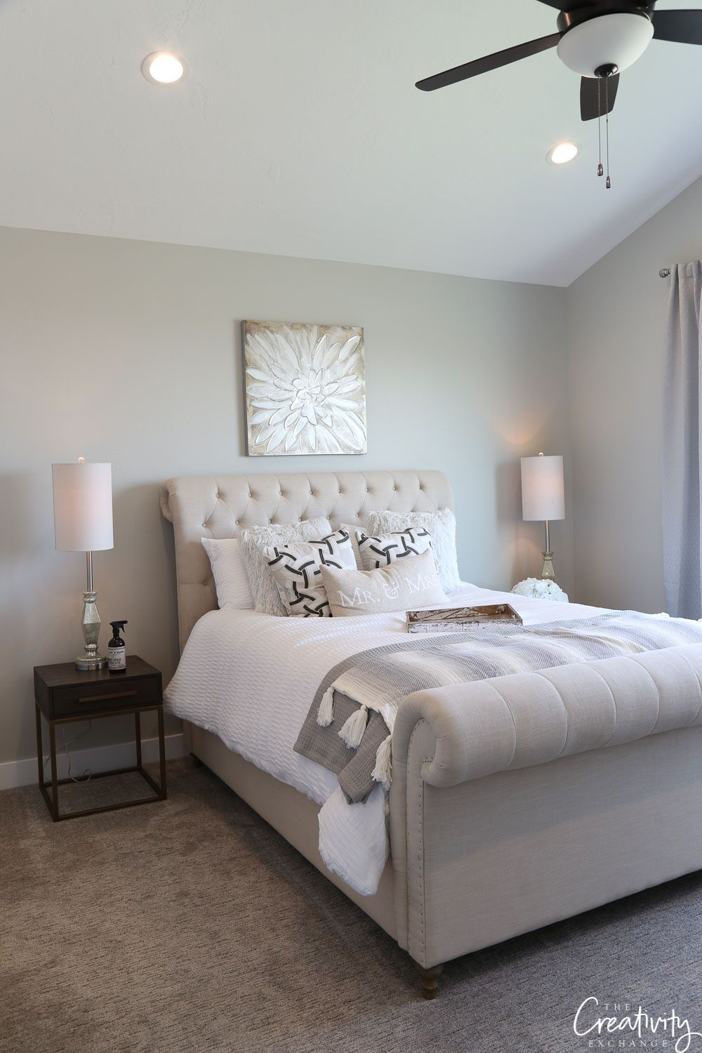 2019 Paint Color Trends And Forecasts Oak Bedroom throughout size 1000 X 1500