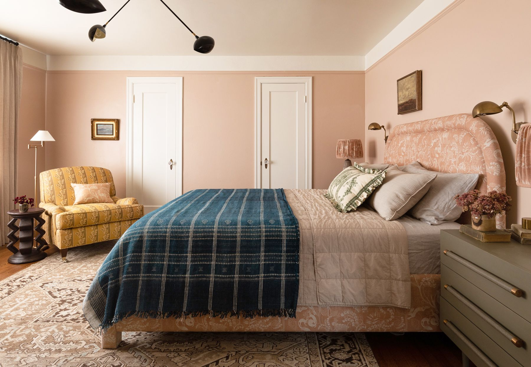 24 Best Bedroom Colors 2020 Relaxing Paint Color Ideas For pertaining to size 1800 X 1245