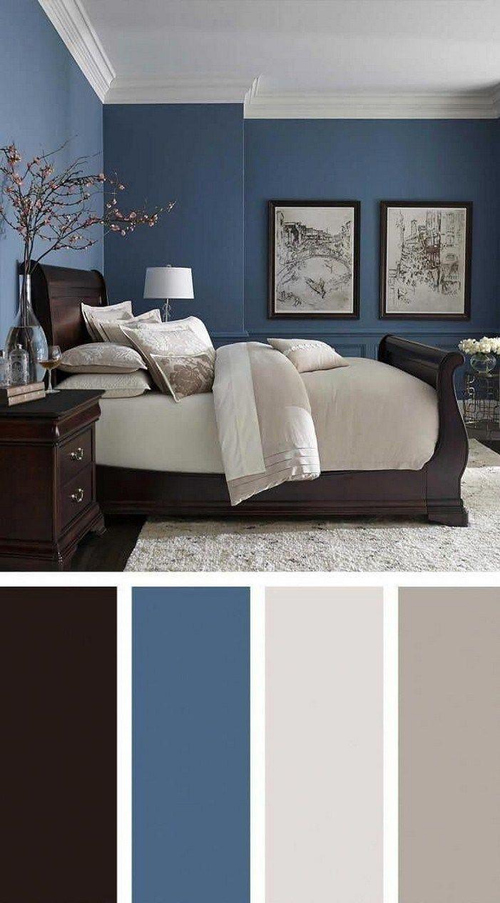 39 Cozy Blue Master Bedroom Design Ideas Masterbedroomideas in size 701 X 1264