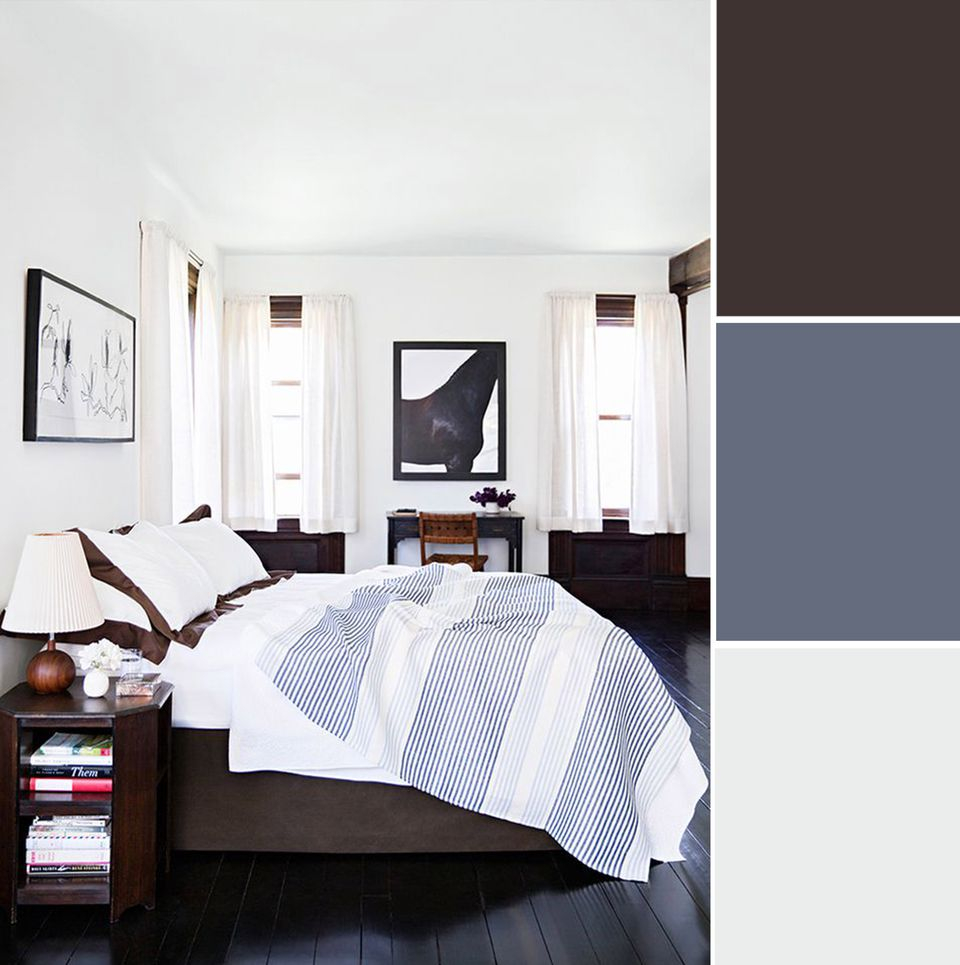 7 Soothing Bedroom Color Palettes with sizing 960 X 965