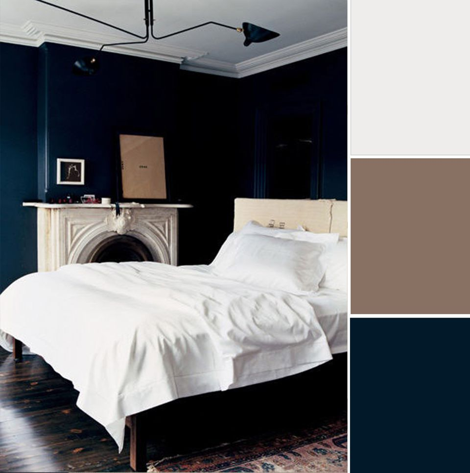 7 Soothing Color Palettes For Your Bedroom In 2019 Bedroom regarding proportions 960 X 965