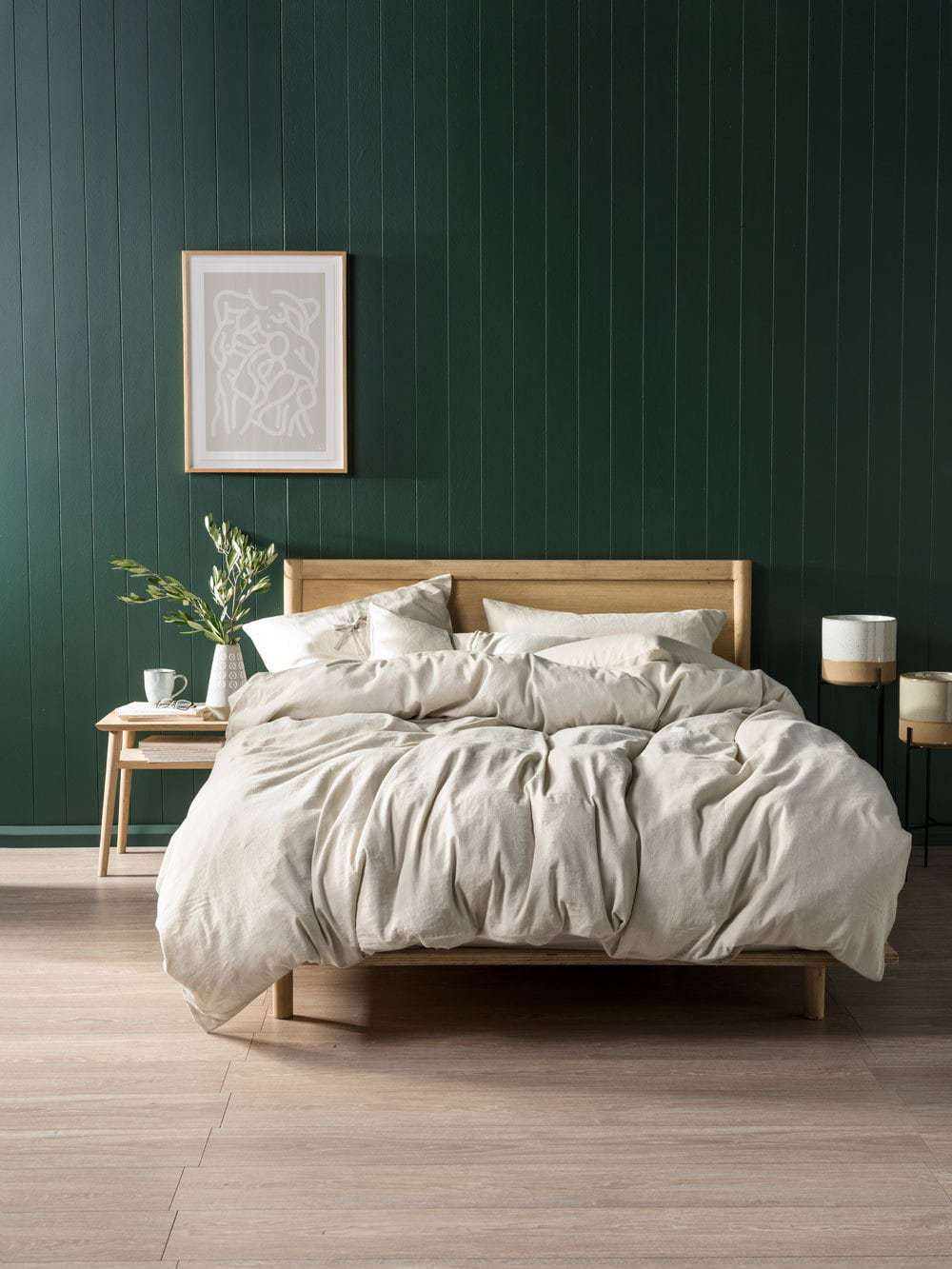 8 Of The Best Calming Bedroom Colour Schemes You Need To Try throughout measurements 1000 X 1333