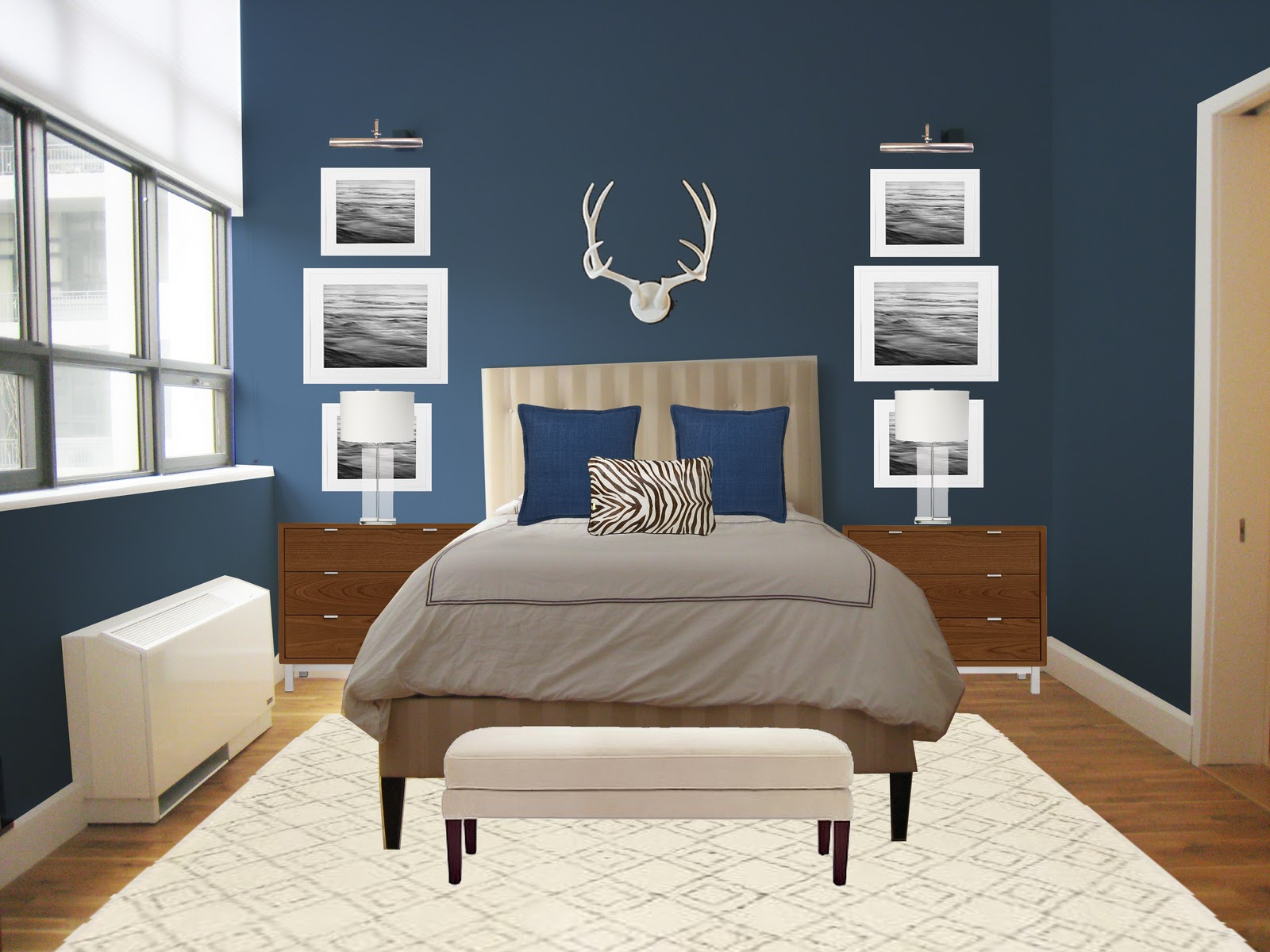Bedroom 25 Bedroom Design With Beautiful Color Schemes throughout sizing 1600 X 1200