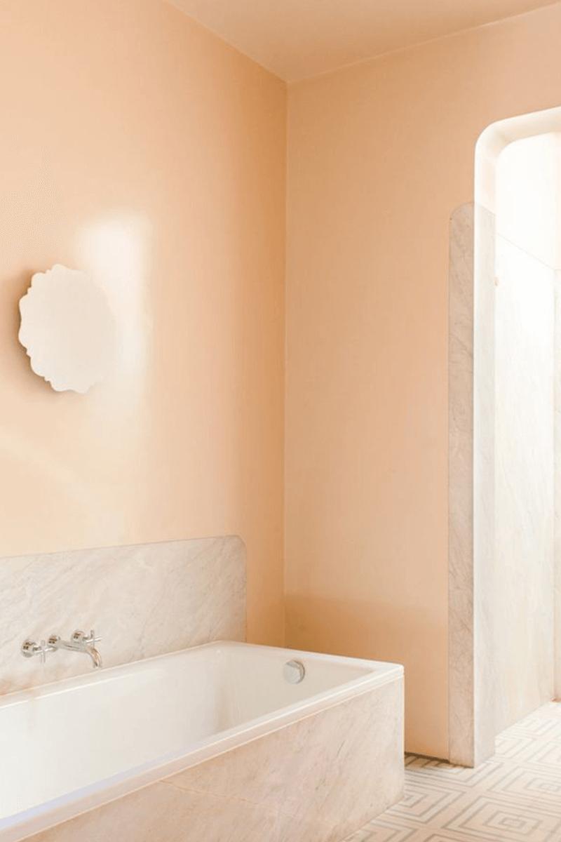 Bedroom Paint Colors Peach • Kitchen Cabinet Ideas