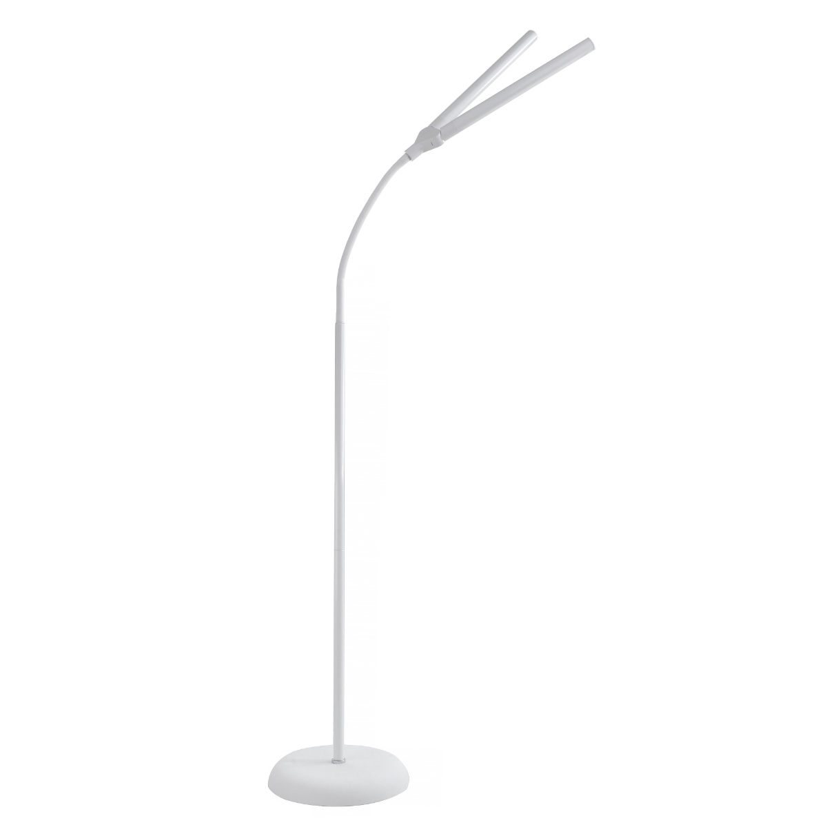 Duo Led Floor Lamp throughout proportions 1200 X 1200