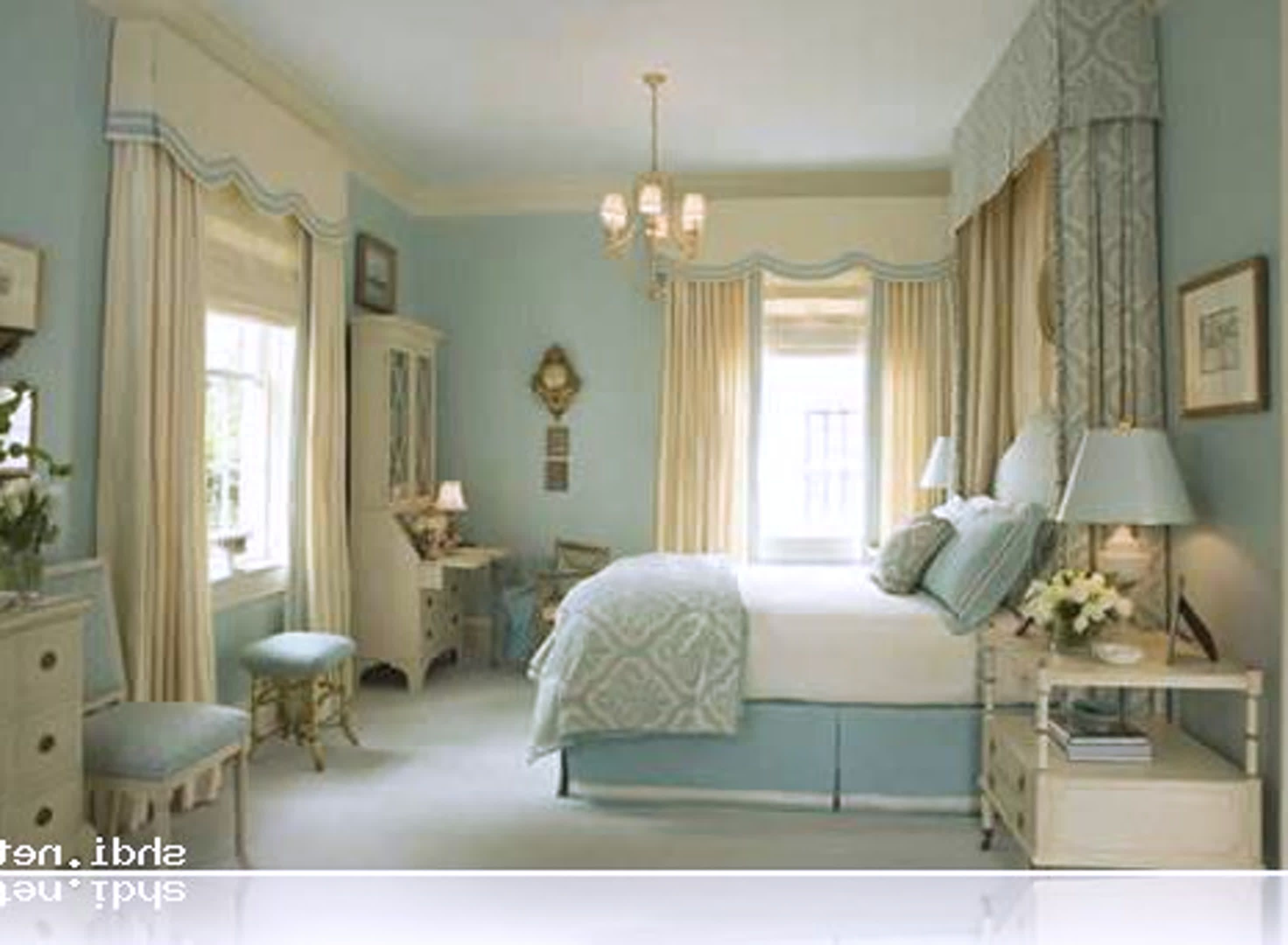 Glamorous Blue Bedroom Paint Colors New At Minimalist for sizing 2943 X 2160