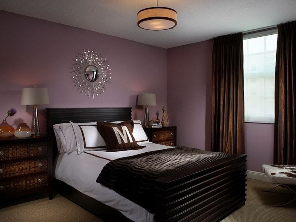 Master Bedroom Paint Colors With Dark Furniture An Idea within proportions 1024 X 768