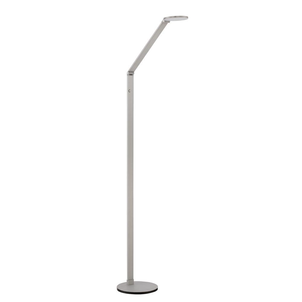 Roundo Series Aluminum Led Floor Lamp Fl8349 Al Living regarding measurements 1000 X 1000
