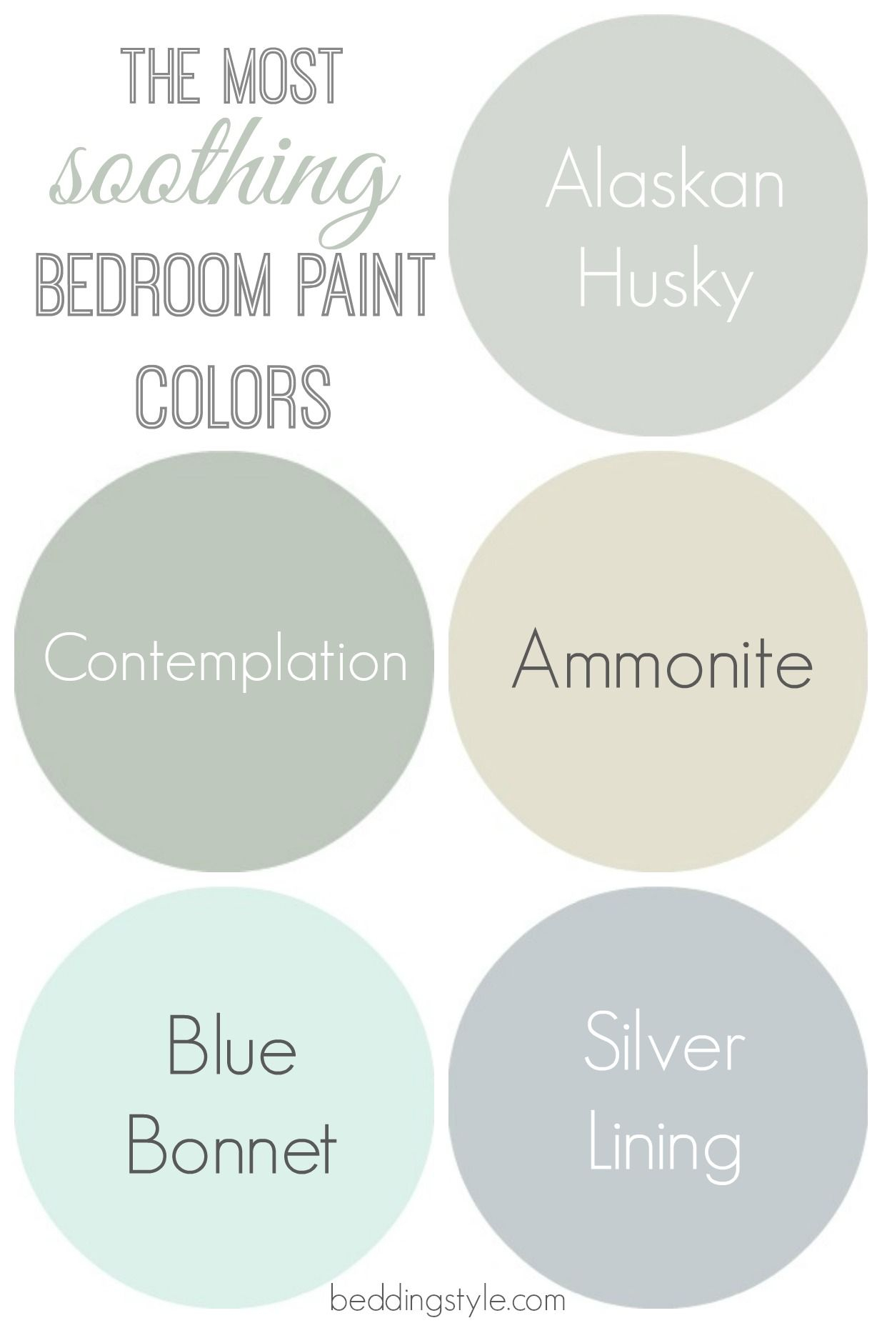 Soothing Bedroom Paint Colors Bedroom Paint Colors with sizing 1235 X 1852