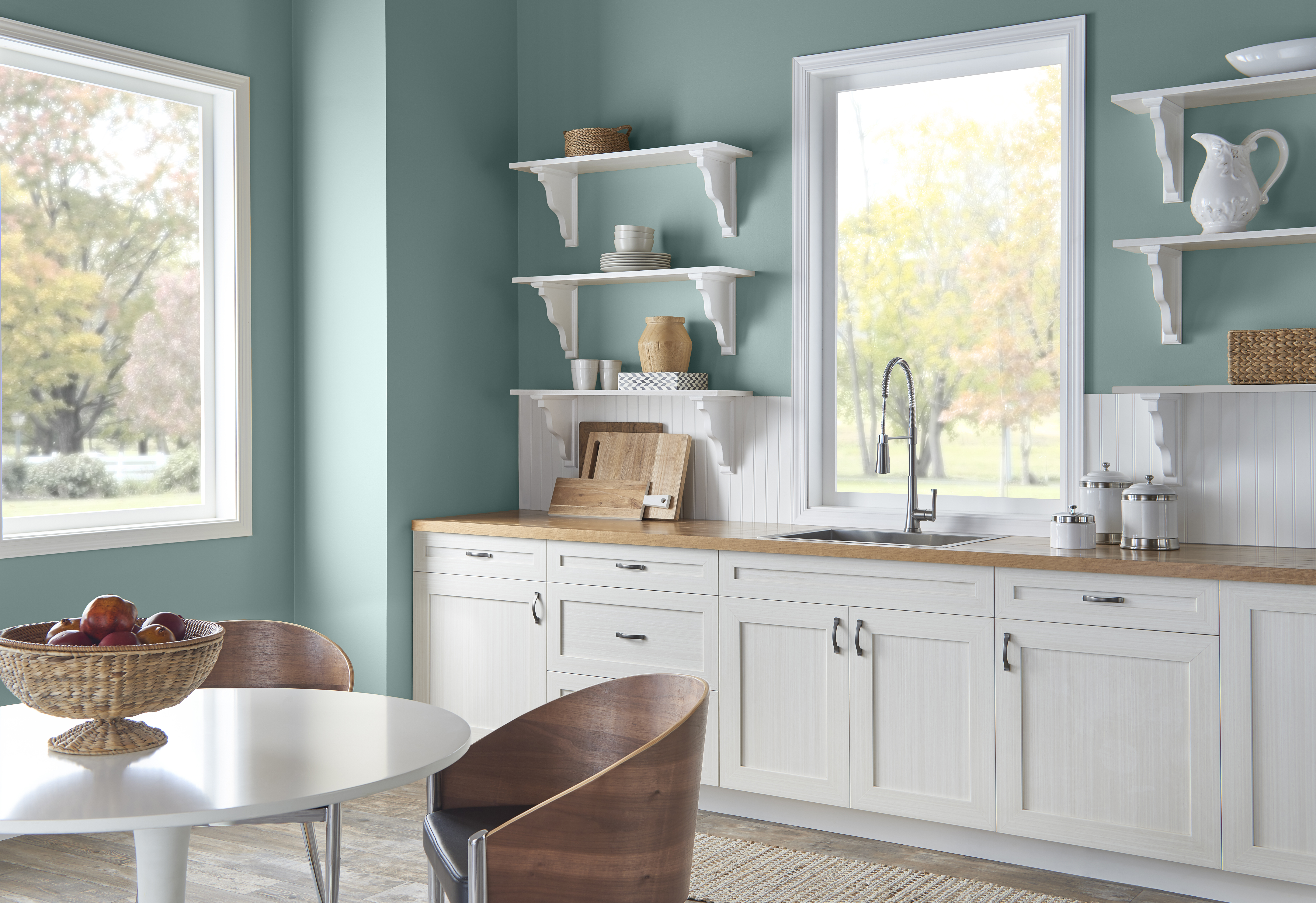 The Most Popular Interior Paint Colors This Year Real Simple within size 6959 X 4775