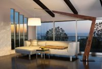 Valeo Oversized Floor Lamp Cerno Moderne Stehlampen Led within dimensions 1280 X 890