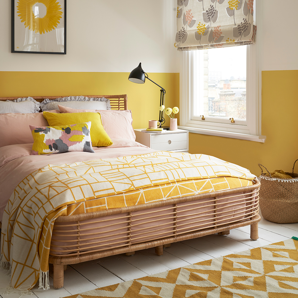 Yellow Bedroom Ideas For Sunny Mornings And Sweet Dreams throughout measurements 1000 X 1000