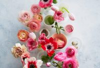10 Surprising Ways To Display Your Flowers Without A Vase with proportions 2000 X 2579