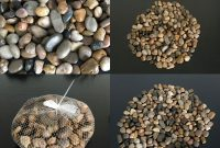 1kg Assorted Natural Browns Decorative Stones Pebbles Table for dimensions 1600 X 1600