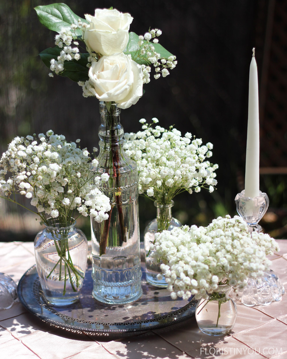 5 Beautiful Ways To Use Narrow Neck Vases Floristinyou with proportions 1000 X 1250
