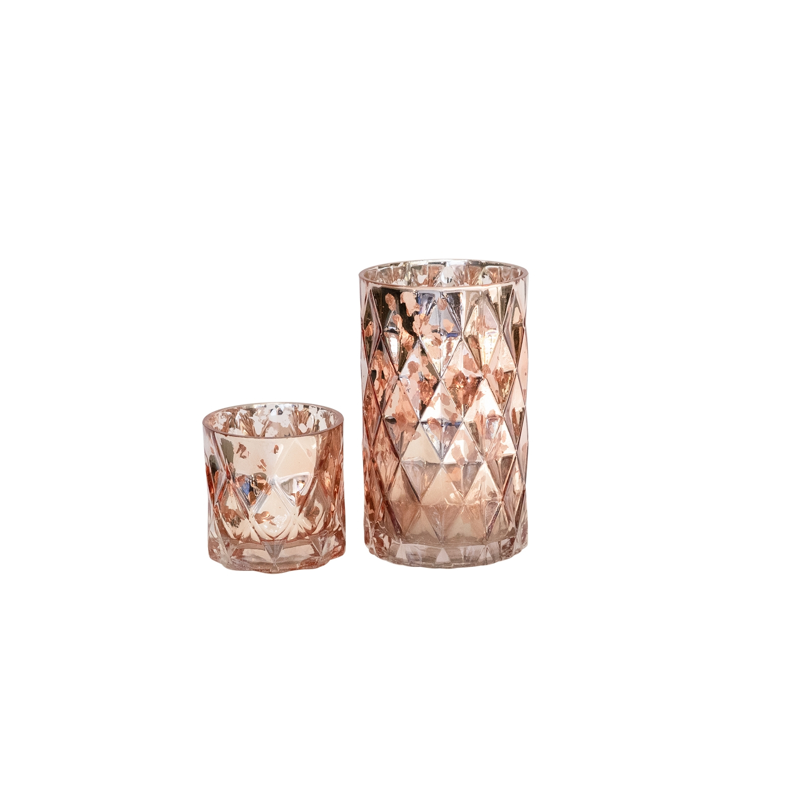Rose Gold Cylinder Set with dimensions 1600 X 1600