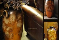 Tall Floor Vases Ideal For Hacienda Southwest Style Homes regarding sizing 890 X 906