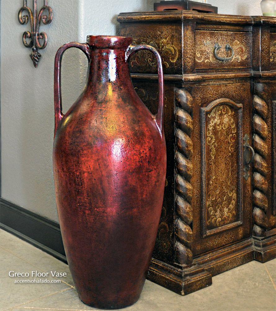 Tall Greco Floor Vase At Accents Of Salado Garrafas within measurements 890 X 1002