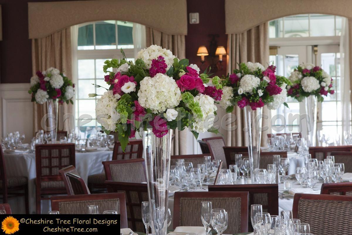 Wedding Flower Arrangements Tall Vases On Salem Wedding regarding dimensions 1200 X 800
